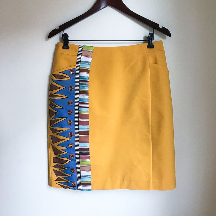Vintage Skirt, Straight skirt, Women's clothing, Clothing, Vintage skirt, Vintage fashion, Mustard yellow, Skirts, Size 12, Large by MarlaHomanCollection on Etsy https://www.etsy.com/ca/listing/504344476/vintage-skirt-straight-skirt-womens