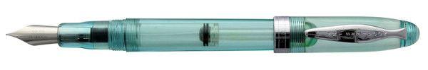 Noodler's Ink Ahab Flex Nib Truk Lagoon Fountain Pen