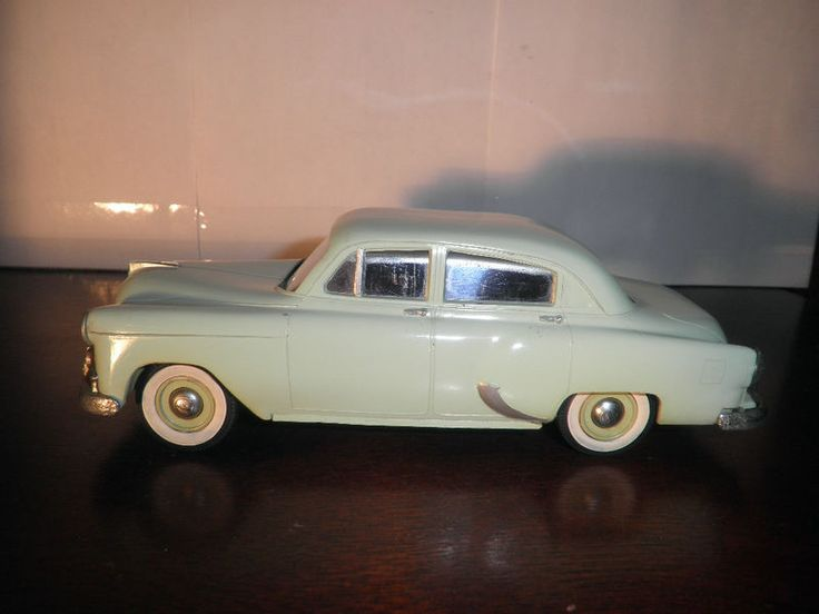 The 730 best images about model dealer promo kits on for 1953 chevy 4 door