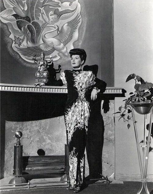 Rosalind Russell circa 1944