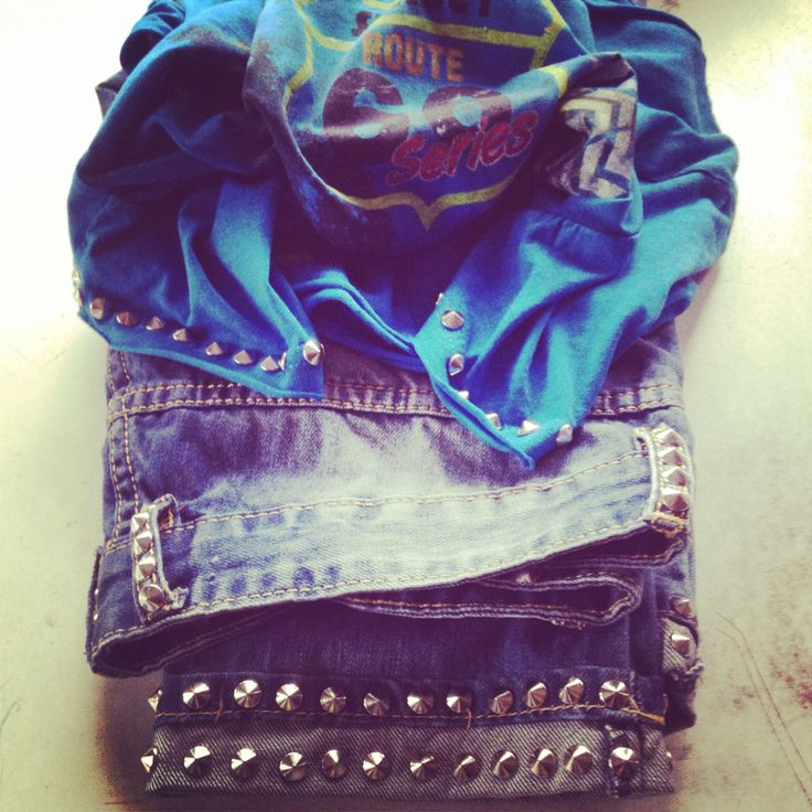 Jeans & T-shirt Magnetic LOVE®