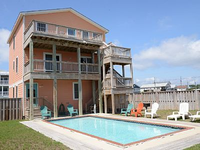 House vacation rental in Kitty Hawk, NC, USA from VRBO.com! #vacation #rental #travel #vrbo
