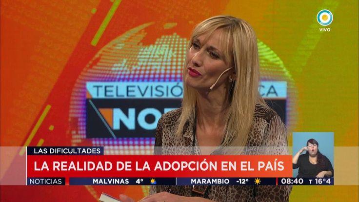 """TV Pública Noticias - Libro: """"Quién Soy"""", en busca de la identidad"""