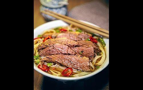 Recept: Pho – soppa med nudlar - DN.SE