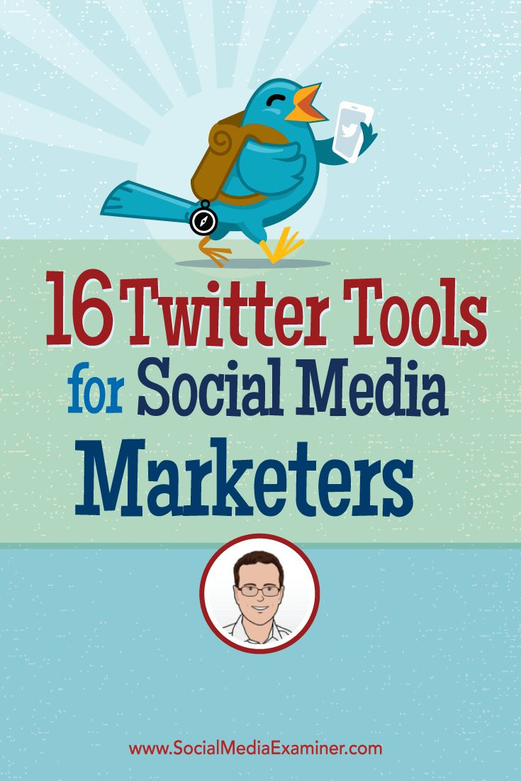 Do you use Twitter in your social media marketing?  Want to be more efficient and productive on the platform?  To talk about a wide range of Twitter tools for social media marketers, Michael Stelzner interviews @iagdotme. Via @smexaminer.