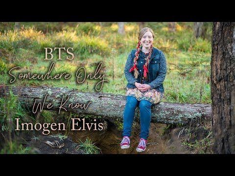 BTS Somewhere Only We Know | Imogen Elvis - YouTube