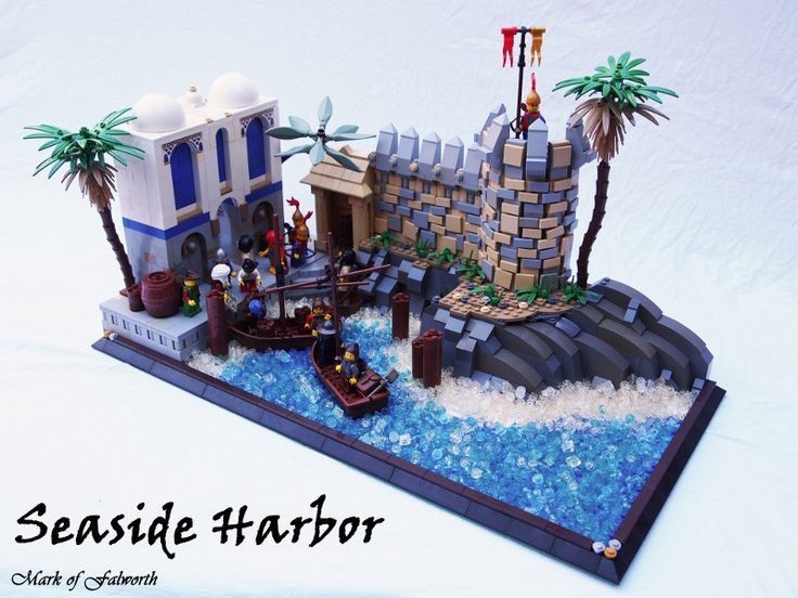 seaside harbor