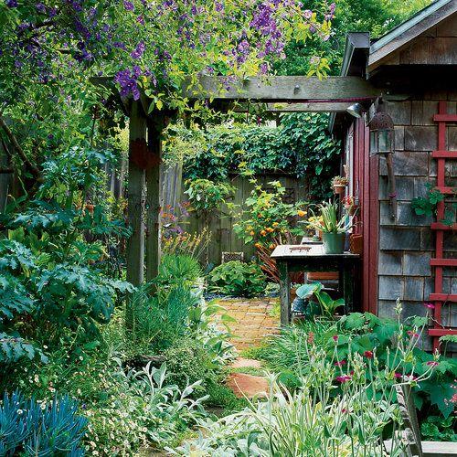 Kobara garden shed