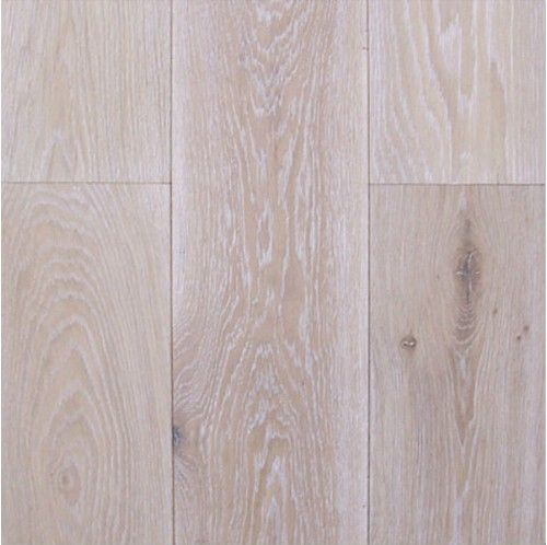 7 Quot Wide Wire Brushed Vintage White Wash White Oak 5 8