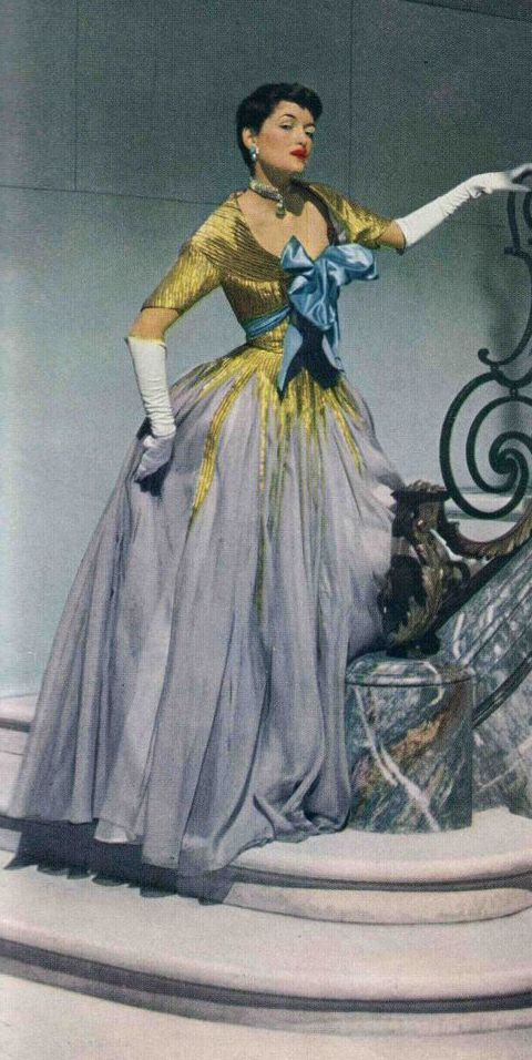 Maxime de la Falaise (nee Maxine Birley)