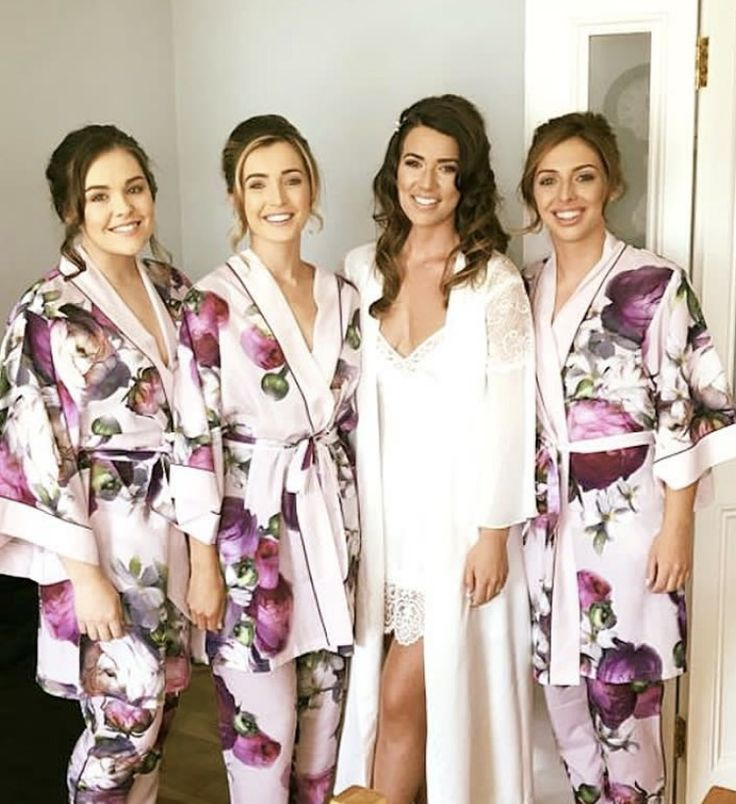 #bridal #makeup #bridalparty #teambride #bridesmaidsrobes #tedbaker #summerwedding #junewedding #bridalmakeup #bride #mua #victoriasecrets