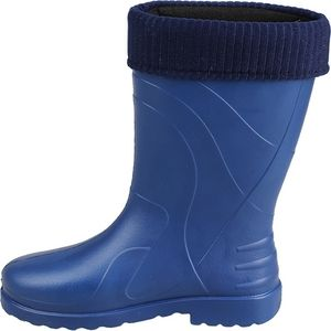 Ladies Wellies | Navy Light Ladies Wellies Ultra Light Ladies lined wellies designed for comfort. Made from same material as leading fashion brand Crocs. Come in Navy. Made by Demar