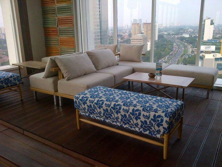 Karumba Rooftop - Mercure, Jakarta