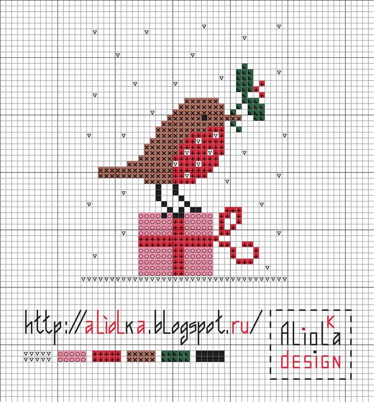 My tvorilki *** Aliolka design: Birds arrived !!!