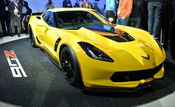 2015 Corvette Z06 | Debut at North American International Au… | Flickr