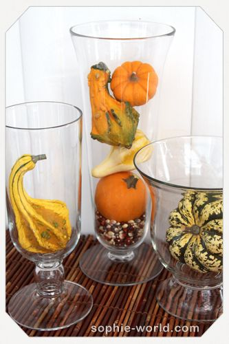Eleven nature-inspired Thanksgiving decor ideas | Sophie's World