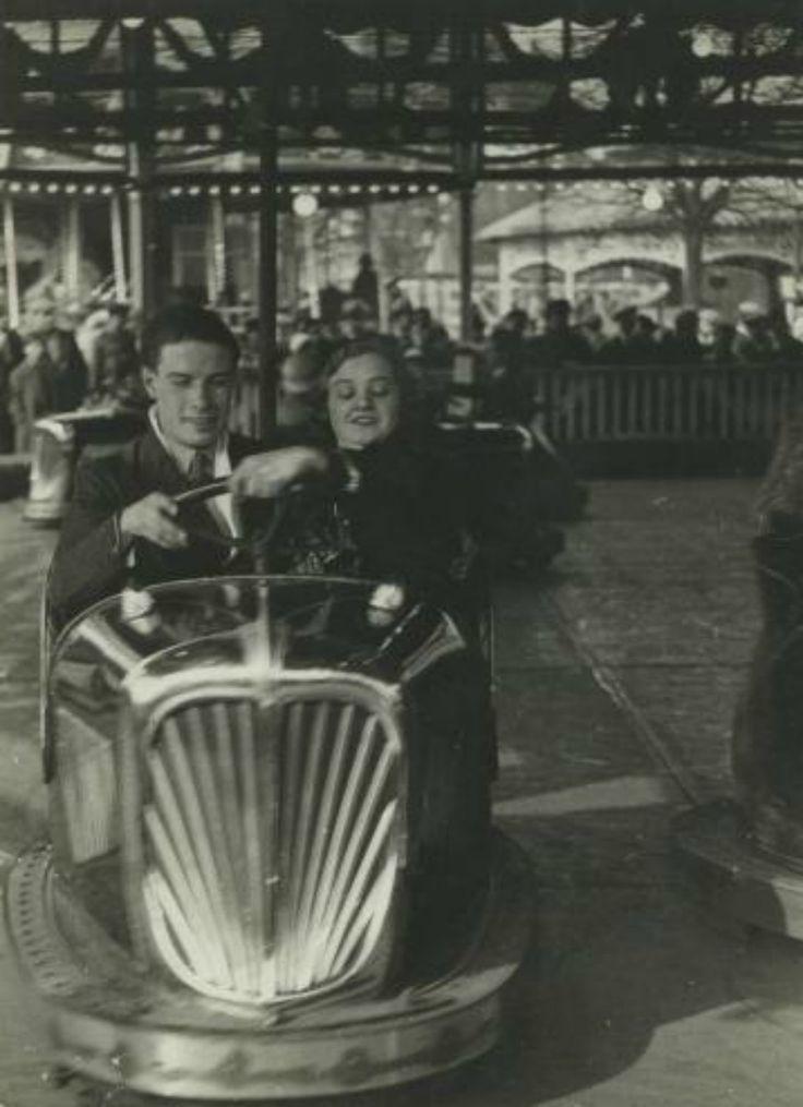 Paris 1930s  Brassaï