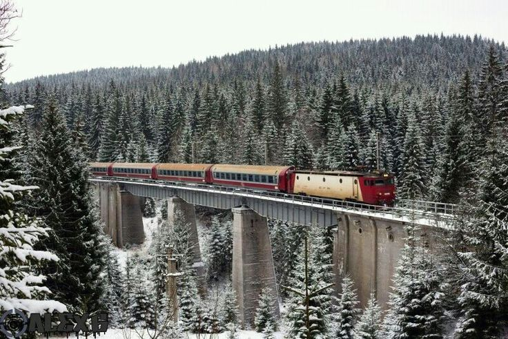Larion Viaduct, Bistrita Nasaud, Transylvania