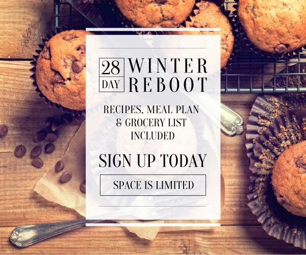 Don't let your January resolve melt in February. Get on the list! https://andriabarrett.leadpages.net/28-day-winter-/.