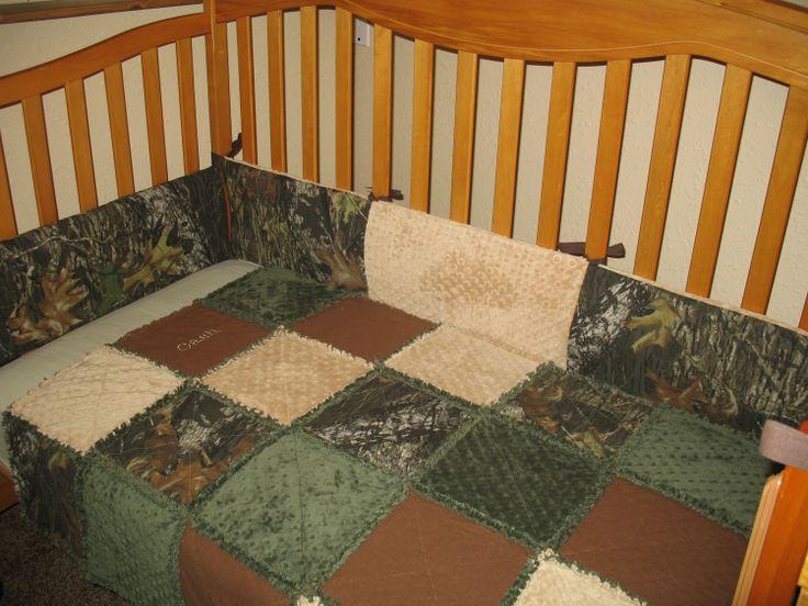 Custom+Order++Mossy+Oak+Camo+Nursery+Set++by+jessicashorsenaround,+$195.00