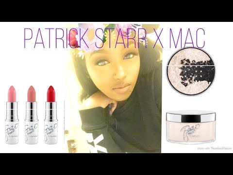 MAC Cosmetics and Patrick Starr Collection | MissQueBeauty http://cosmetics-reviews.ru/2018/01/02/mac-cosmetics-and-patrick-starr-collection-missquebeauty/