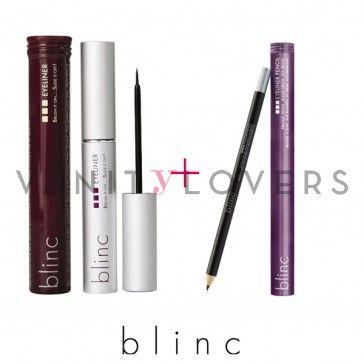 Eyeliner liquido dalla stesura straordinaria e matita eyeliner a maggior tenuta e resistenza presente sul mercato, insieme in questo kit!