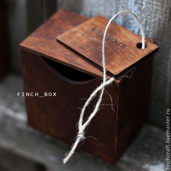 Купить WOODPACKER box - упаковка, коробка черная - коробка, деревянная коробка, упаковка, коробочка из фанеры