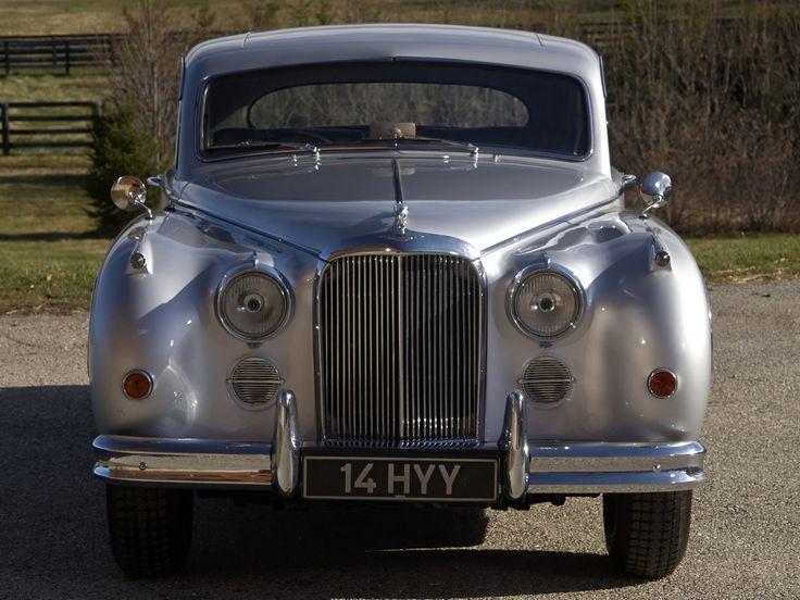 1959 Jaguar Mark-IX