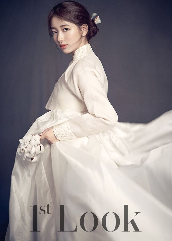 Miss A's Suzy for 1st Look Magazine Vol. 101. Photographed by Ahn Joo Young