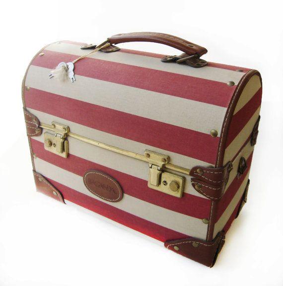55 best Vintage cases❤ images on Pinterest | Vintage luggage ...