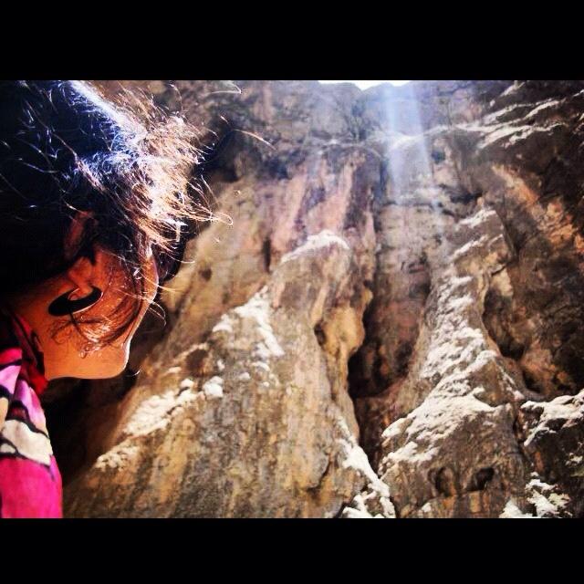 In awe of the Hajar Mountains