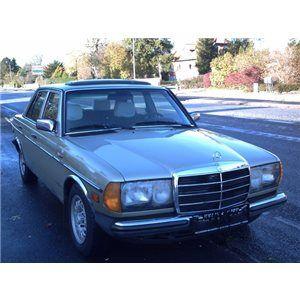 Mercedes 300 3,0 D 1983 km – dba.dk – Køb og Salg af Nyt og Brugt