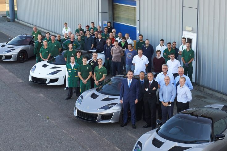 First Lotus Evora 400's leave factory on way to dealerships - http://www.motrface.com/first-lotus-evora-400s-leave-factory-on-way-to-dealerships/