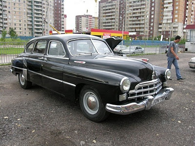 Best Russian Cars Images On Pinterest Soviet Union Dream