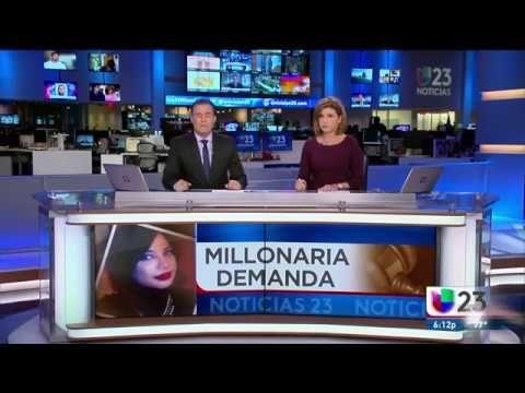 Univision  Miami Story: $12 Million Verdict in wrongful death negligent ...