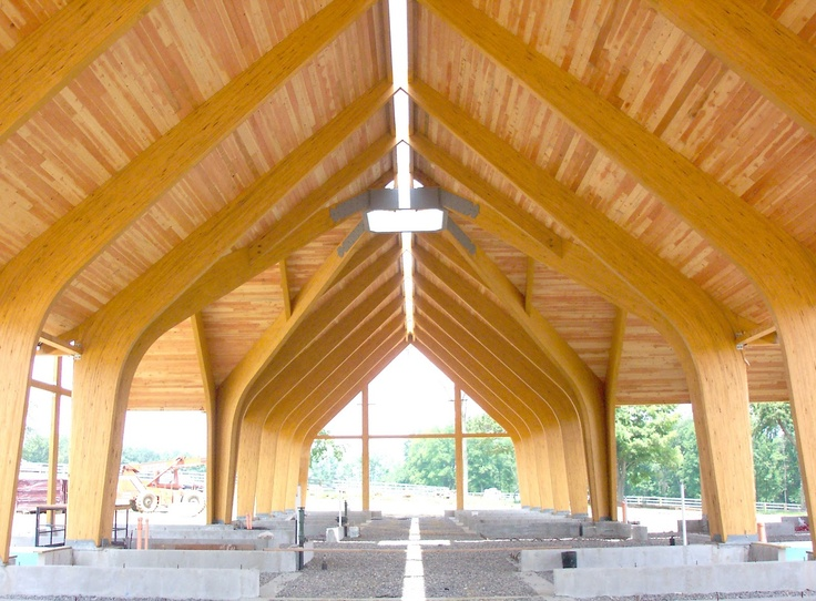 Una-Lam Technical Notes: Curved Glulam Beams
