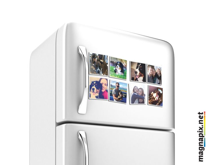 Create your own Fridge Magnets with MagnaPix. This Weeks winner Rebecca has uploaded images of Family, Friends and the awesome family dog (puppy).