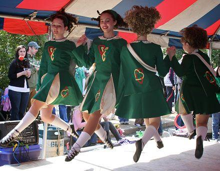 Learn Irish Stepdance