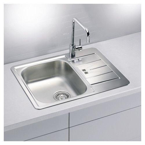 Found it at Wayfair.co.uk - Alveus Line 60 61.5 cm x 50 cm Kitchen Sink