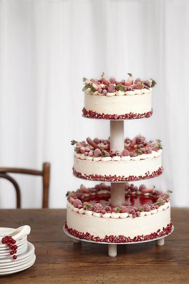 eistorte (Beautiful Christmas Cake)