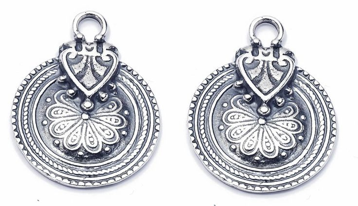 Miglio Jewelry USA - Aztec inspired charms, $39.00 (http://www.migliojewelryusa.com/aztec-inspired-charms/)