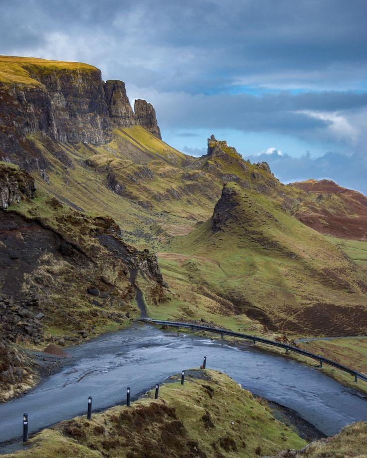 The beautiful and spectacular Isle Of Skye  Via @torsdk  Visit us at luvoutdoors.com for all the latest products news reviews and offers!
