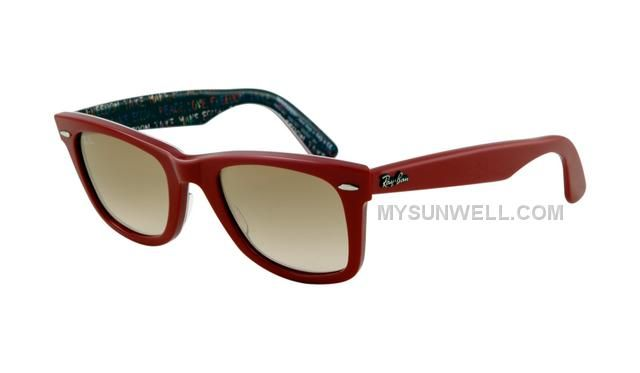 http://www.mysunwell.com/best-sellers-193547.html RAY BAN RB2140 WAYFARER SUNGLASSES TOP RED ON TEXTURE TIPEDILC F DISCOUNT Only $25.00 , Free Shipping!