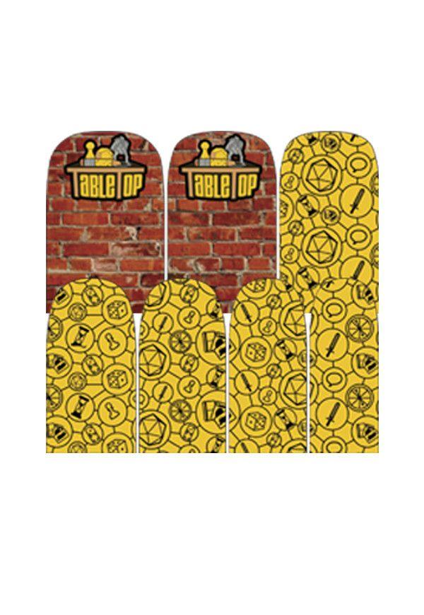 TableTop - Nail Wraps