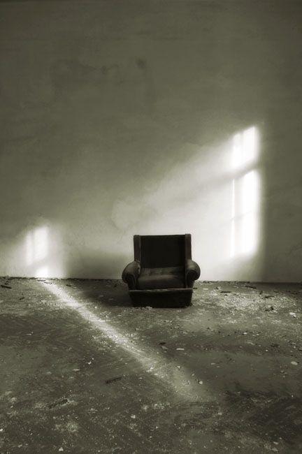 Overload, underwhelm.  (Contemplation Room, photography by Sandro Sardoz.)