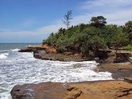 Pantai Panjang (Long Beach) di Bengkulu, Propinsi Bengkulu
