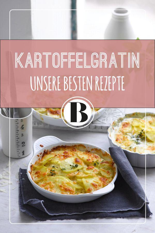 Kartoffelgratin schmeckt als Beilage, aber auch als Hauptgericht. Unsere Rezepte aus der BRIGITTE-Küche zeigen die ganze Vielfalt - von einfach bis raffiniert.