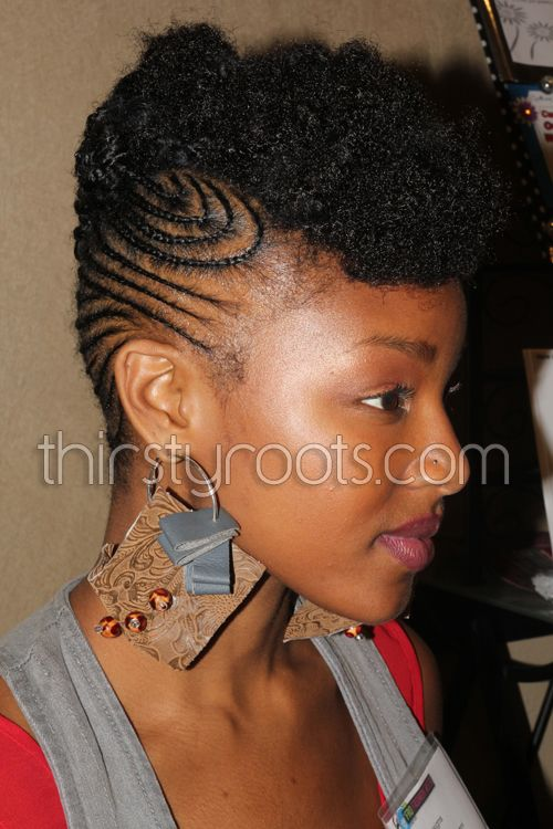 Marvelous 1000 Images About Natural Dream On Pinterest Black Hair Braids Short Hairstyles Gunalazisus
