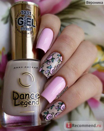 Пластина для стемпинга Beautiful color nail серия BCN фото