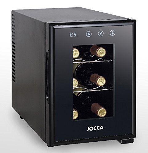 Jocca – 9072 – Cave à vin 6 bouteilles